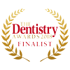 The Dentistry awards logo
