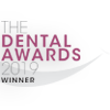 The Dental awards 2019 logo