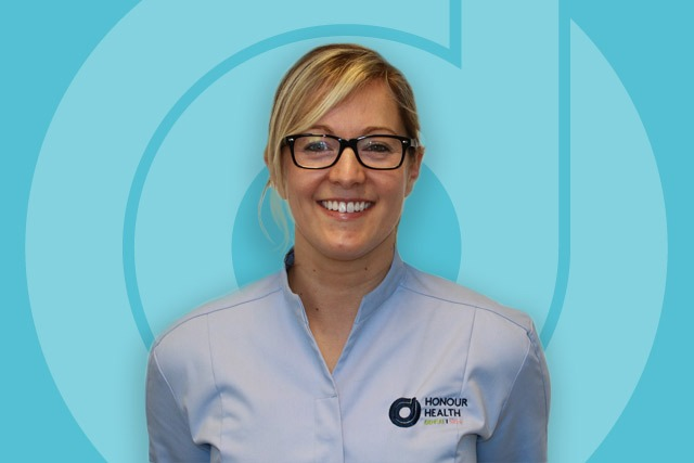 Honour Health dentist - Claire Towers