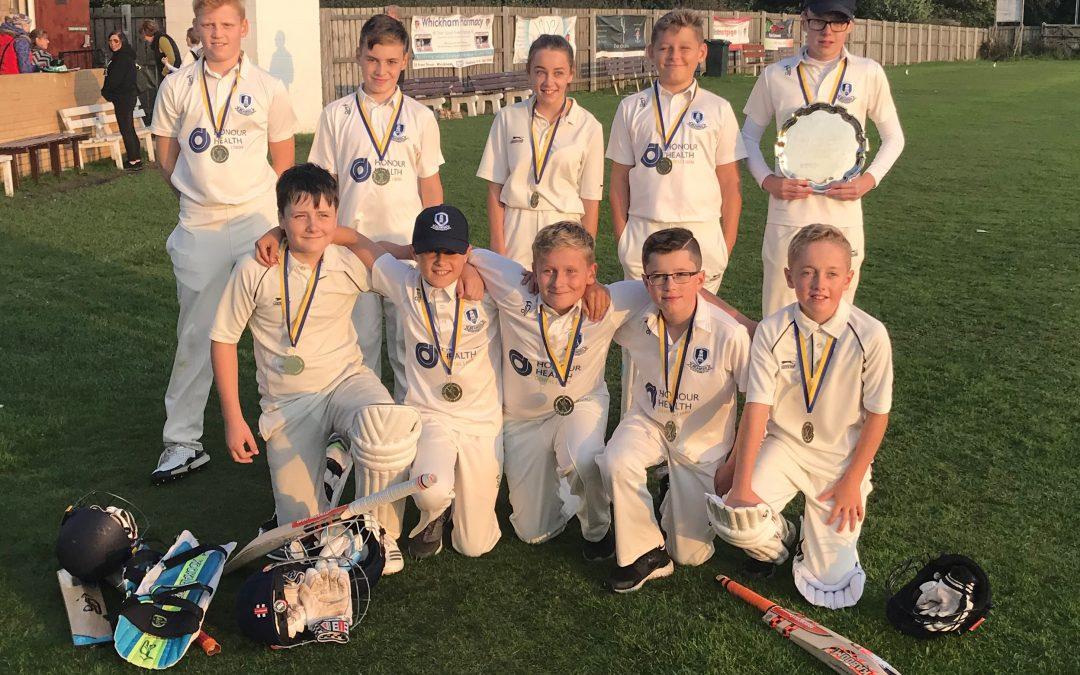 We're proud sponsors of Beamish & East Stanley Cricket Club