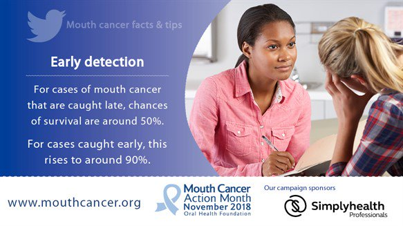 Free mouth cancer examinations at Honour Health Ponteland this month