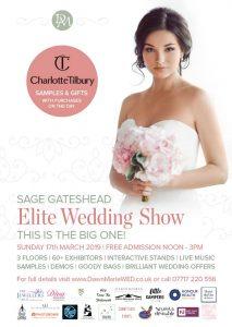 The Sage Gateshead Elite Wedding Show