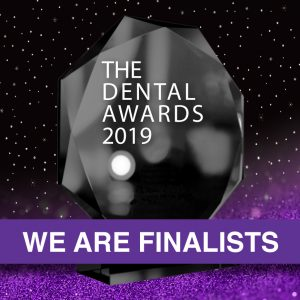 We are finalists in The Dental Awards 2019
