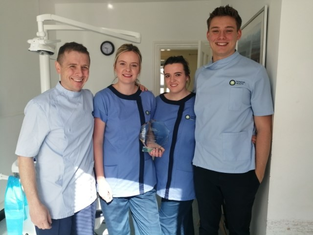 Honour Health Stanley dental team