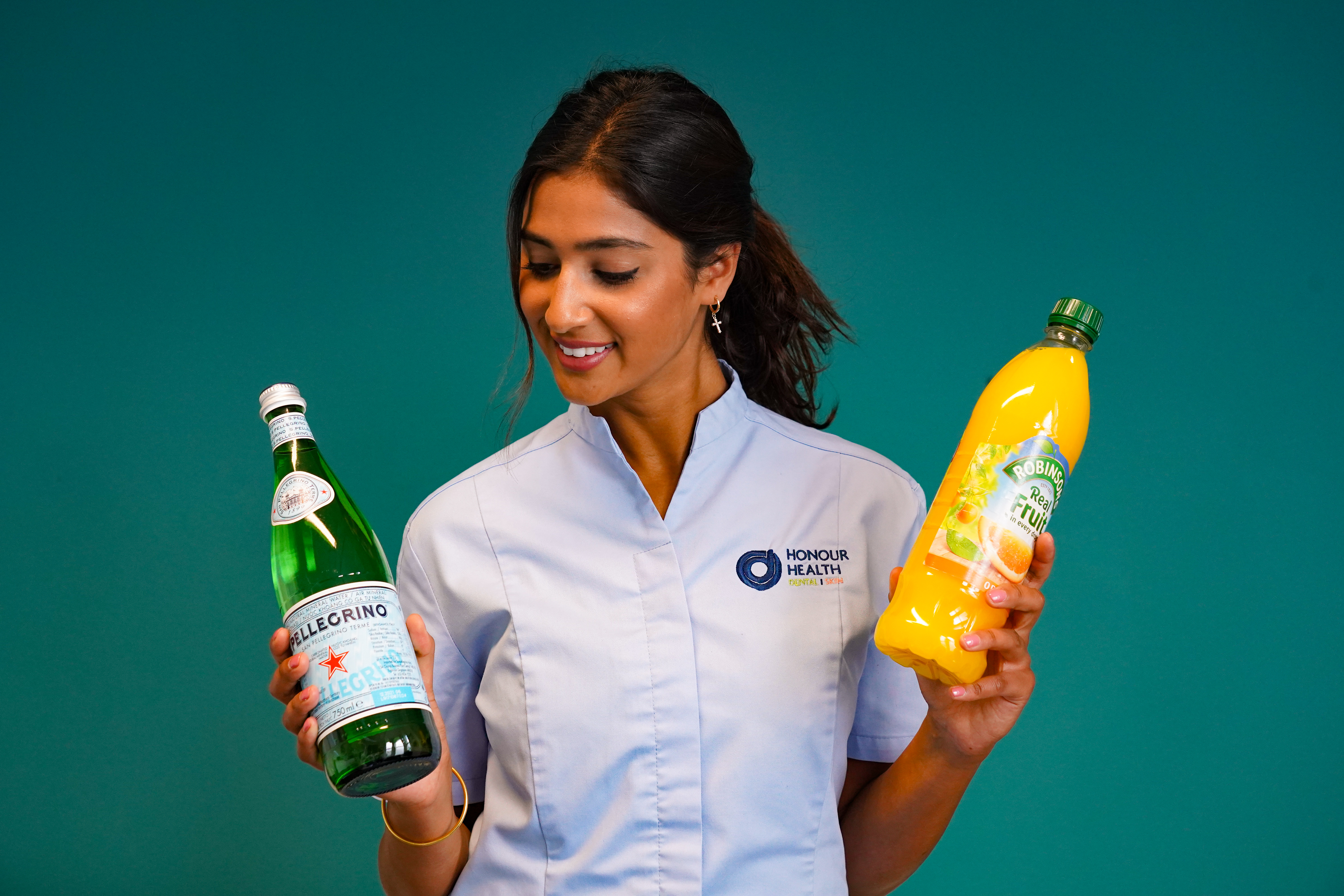 Gulshan Dhanoya, a dentist from Honour Health in Newcastle, writes about sugar-free drinks
