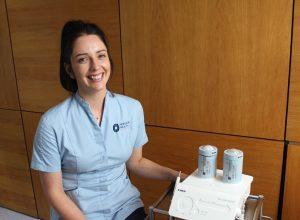 Caroline Short, dental therapist at Honour Health