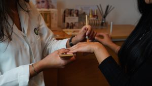 Jane Iredale mineral makeup at Honour Health Newcastle