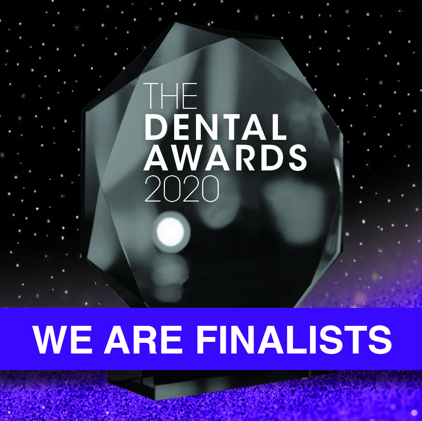 Honour Health - finalists in The Dental Awards 2020